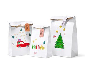 3 csináld magad karácsonyi ajándéktasak