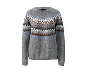 Női kötött pulóver