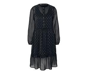 Női kétrétegű ruha