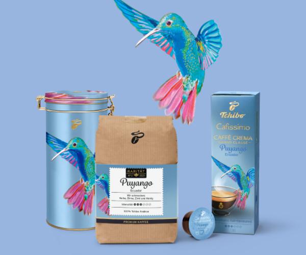 Prémium kávé Ecuadorból