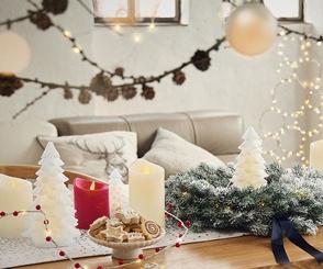Ünnepi dekorációs ötletek otthonába