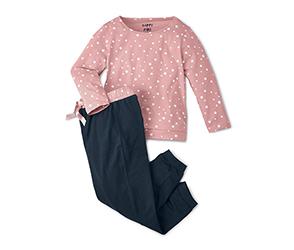 Lány pizsama