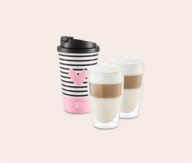 Kávéspoharak & -csészék