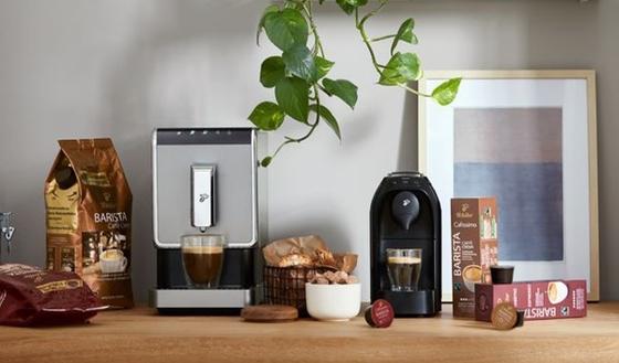 Akár egy barista által készített kávé
