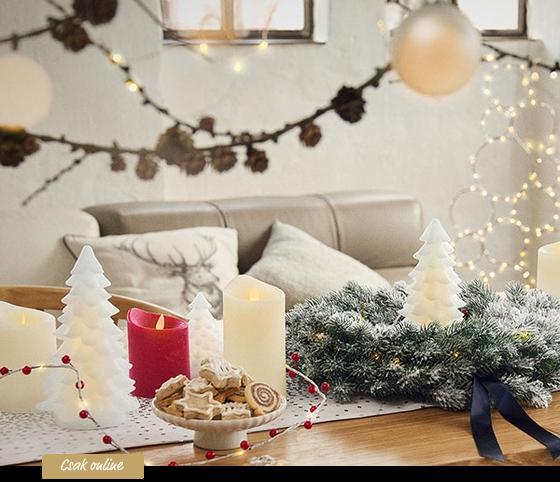 Készülődés a karácsonyra